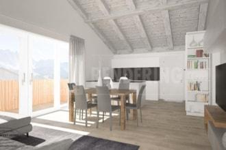 Dachgeschosswohnung in der neuen Residence Felix im Hochpustertal in Innichen zu verkaufen