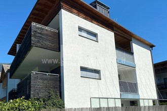 Gemütliches Wohnen am Rande der Stadt Bruneck mit freiem Ausblick auf den Kronplatz