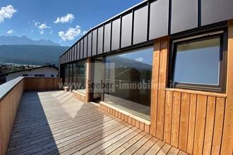 Einzigartige Dachgeschosswohnung mit freiem Blick in bester Lage in Mitterolang zu verkaufen