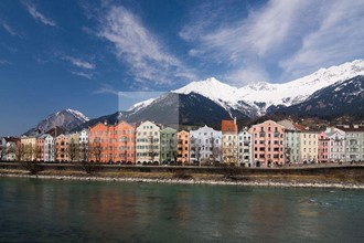 Town house in the heart of Innsbruck as a special investment, for residential purposes or as an apartment house with versatile commercial use