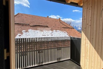 Four-room apartment with three bedrooms for sale in Percha near Bruneck