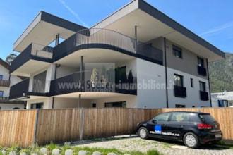 Freie Penthousewohnung mit großer Dachterrasse in Sankt Georgen bei Bruneck entlang des Flusses zu verkaufen