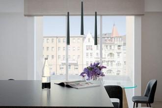 BOZEN ZENTRUM: Exquisite Dreizimmer-Penthousewohnung mit Dachterrasse