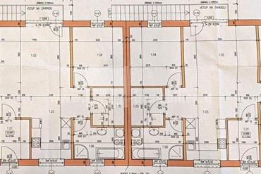 Baugrundstücke 1.223 m2 zu verkaufen, Teplice Dubí