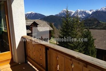 Hof in Badia zu verkaufen - Wohnen in den Bergen mit wunderbarer Panoramaaussicht auf die Dolomiten