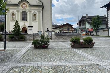 Interessante Rendite - Garagen im Zentrum von Sankt Vigil in Enneberg zu verkaufen