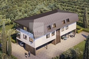 Sonnige 4-Zimmer-Wohnung mit Garten in ruhiger Lage in Burgstall zu verkaufen